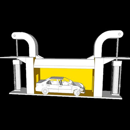 Prensas para automóviles