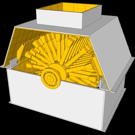 Concasseur à charbon