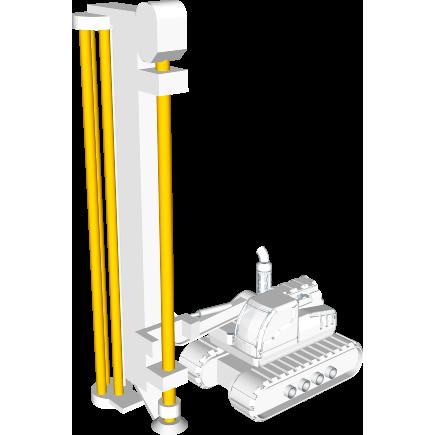 Plataformas de perforación