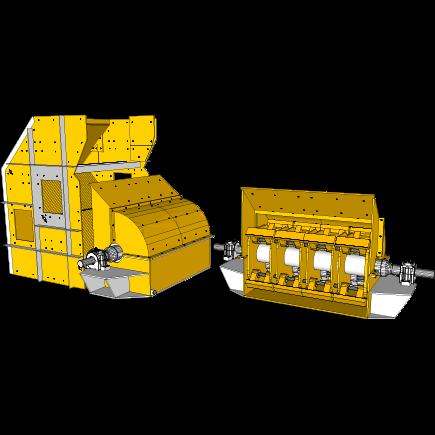Trituradores de impacto