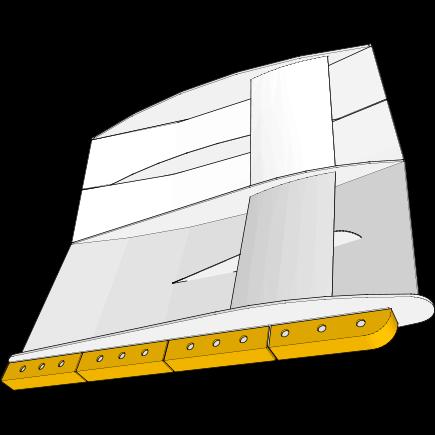 Trawl doors