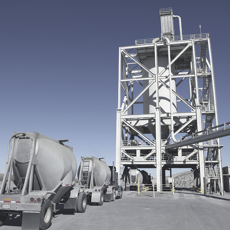 Wear resistance in concrete production