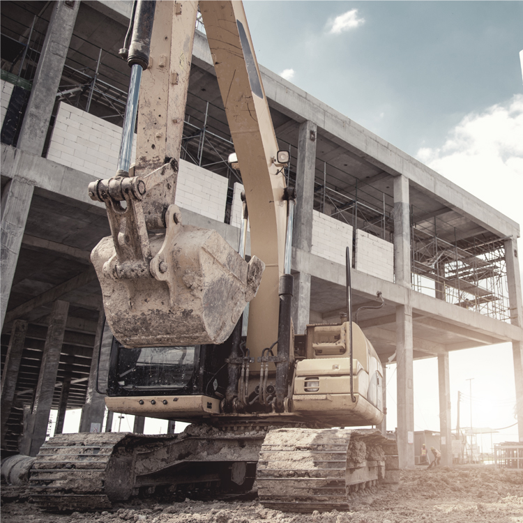 Wear challenges in the construction business