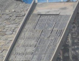 Barras de criba para minería con vida útil más larga