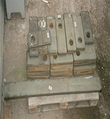 Hammer for aluminium scrap made more durable