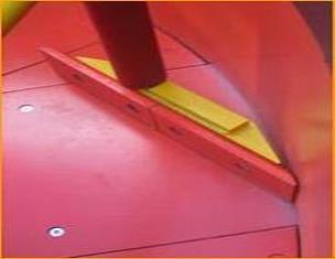 Palette della betoniera con una durata maggiore