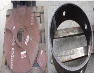 Tıbbi atıklara yönelik rotor, daha fazla işlem yapar