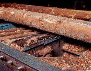 锯木机原木导轨不会折弯