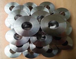 Casquillos para tornillos de molino de cemento con una larga vida útil