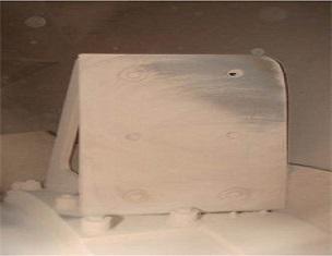 Raschietti separatori del cementificio con lunga durata utile