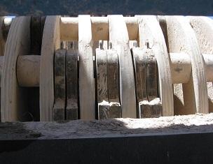 Doubles marteaux avec longue durée de vie