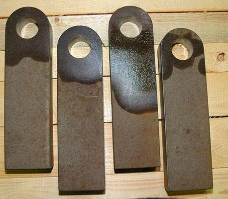 用于木材回收的锤头使用寿命更长