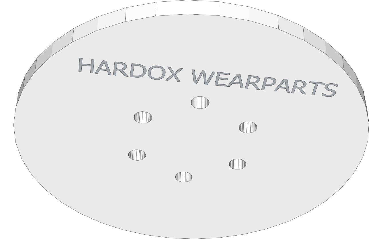 Harrow discs in Hardox® steel