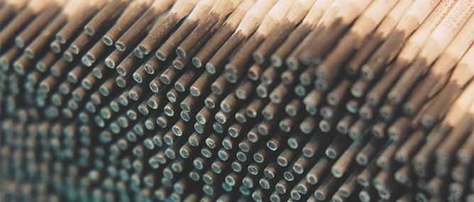 Hardox Wearparts Electrodes