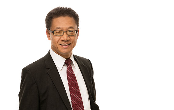 Martin Pei, Executive Vice President and Head of Technical Development