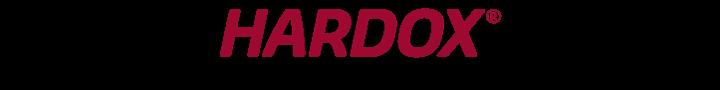 Logotipo de la chapa antidesgaste Hardox®