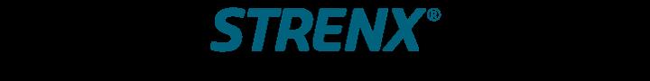 Logo vysokopevnostní oceli Strenx®