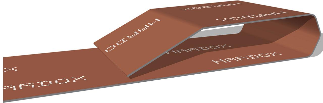 Износоустойчивият лист Hardox® има същата дължина като конструкционната стомана и прави продуктите здрави, леки и устойчиви на износване.