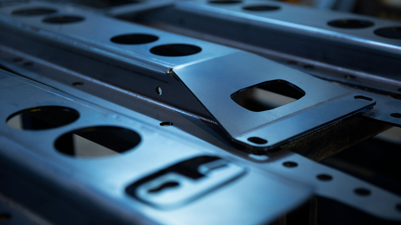 SSAB Domex® - deliver excellent cold forming, machining and welding performance