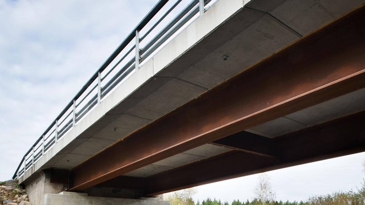SSAB Weathering - orrosion-resistant steel