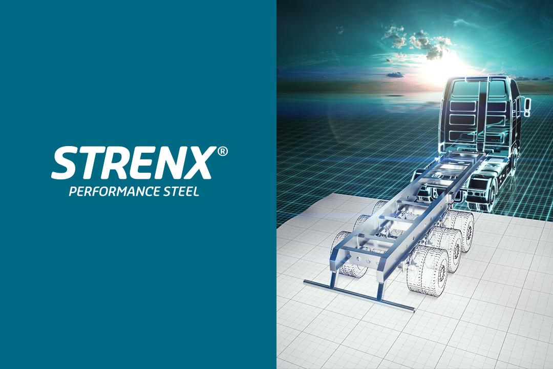 Thép hiệu suất Strenx