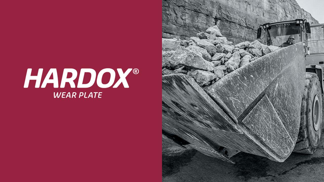 Hardox wear plate