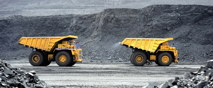 khai thác mỏ