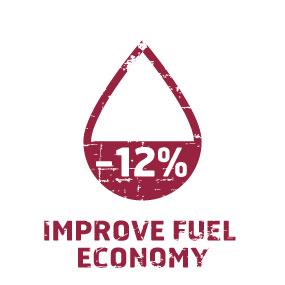 Hardox improve fuel economy