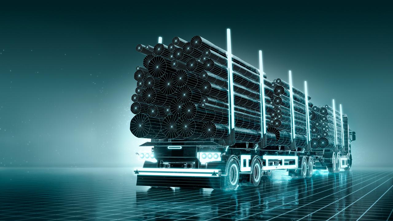 Strenx® korkean suorituskyvyn teräs puutavarapankoissa