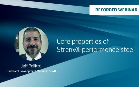 Strenx properties webinar banner