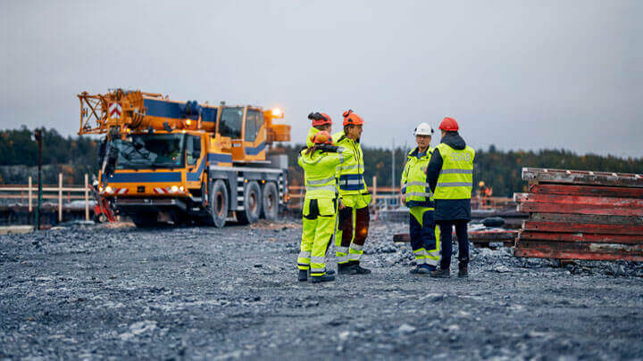 contractors and supliers