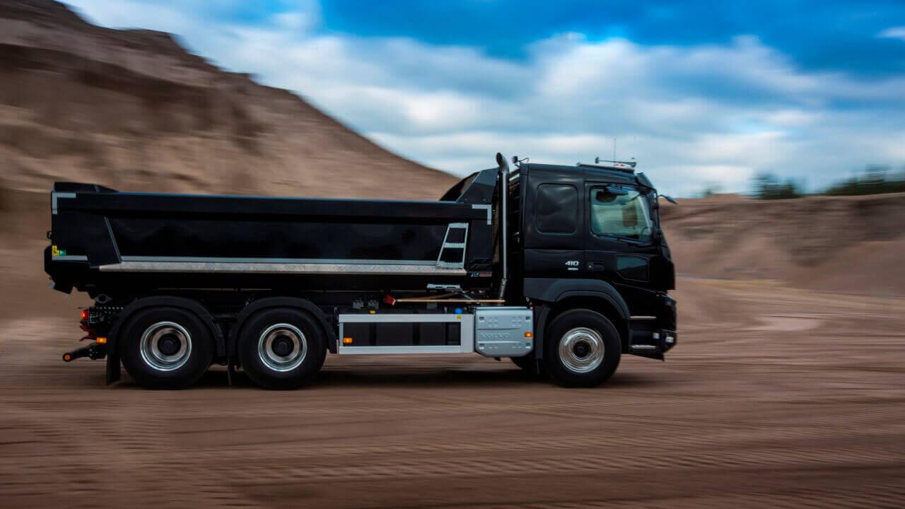 Special steels truck