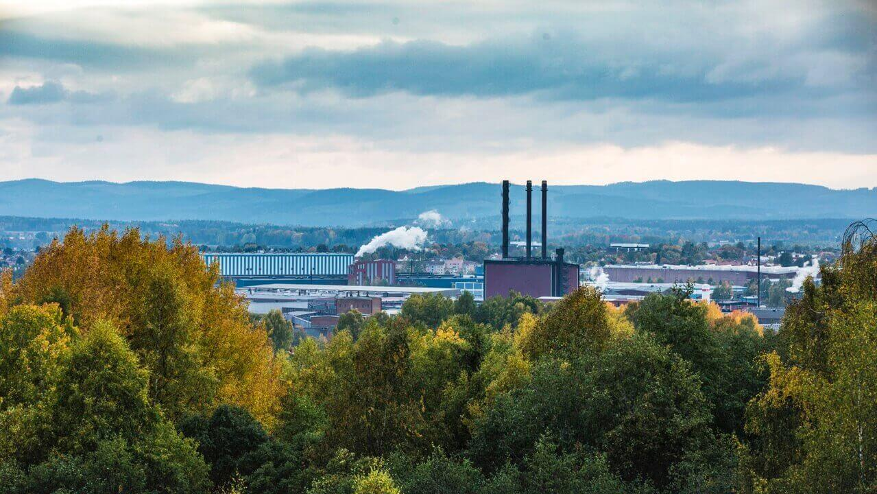 Borlänge Mill