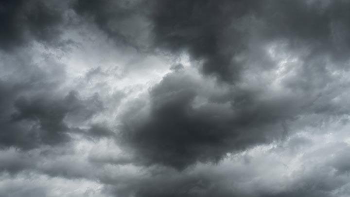 Omväxlande fuktig och torr väderlek påskyndar även oxideringen