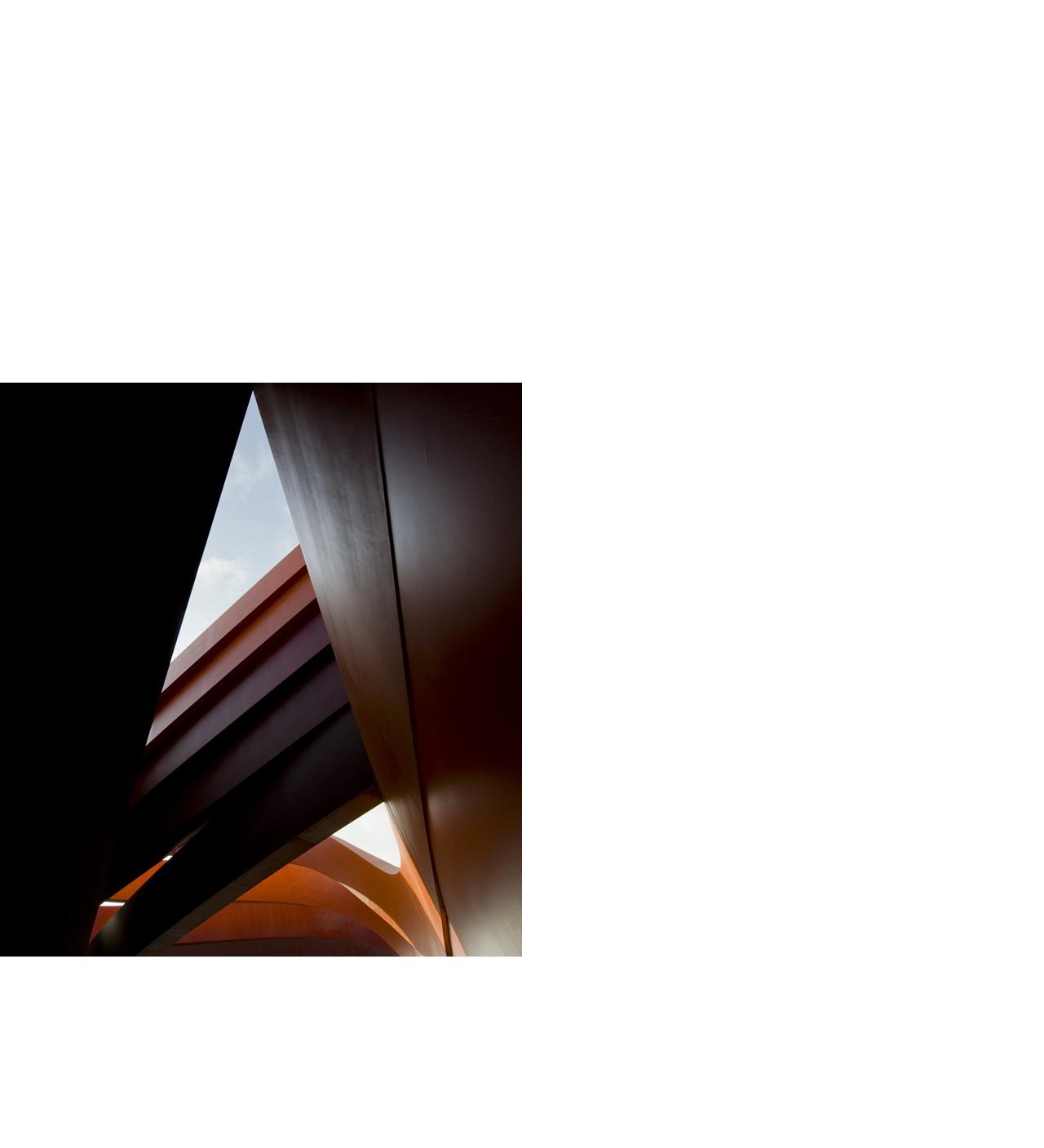 COR-TEN® - Musée du design de Holon