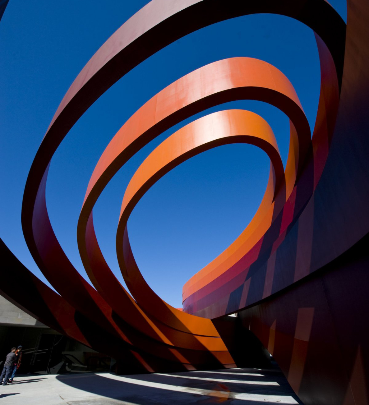 COR-TEN® - Design Museum Holon