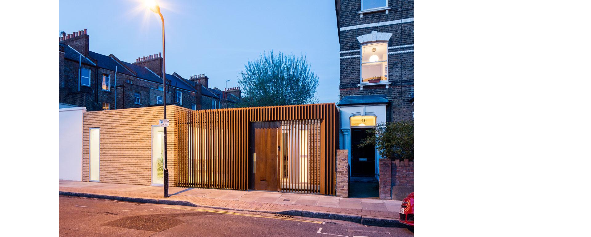 COR-TEN® – Hackney Backhouse