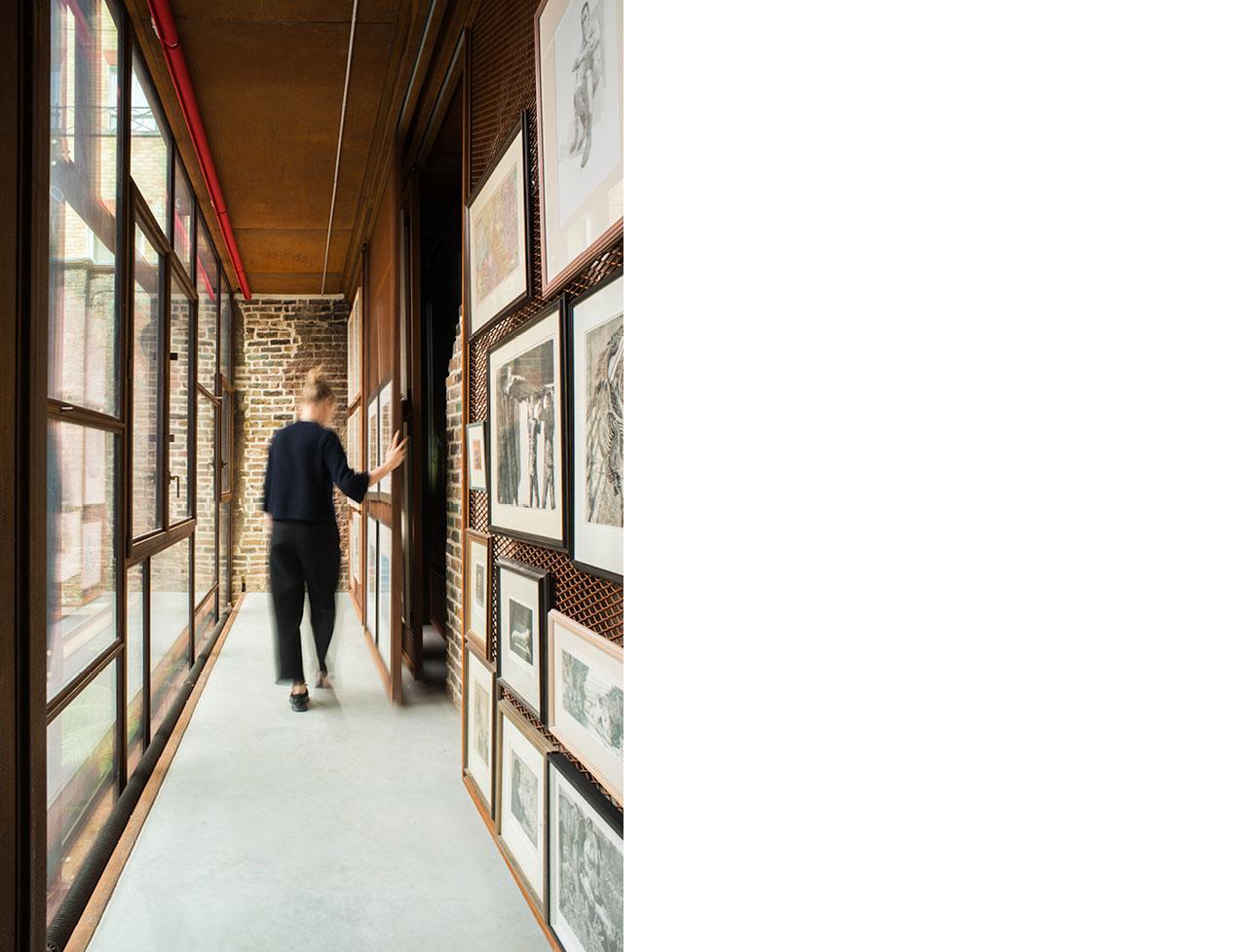 COR-TEN® - Layered Gallery
