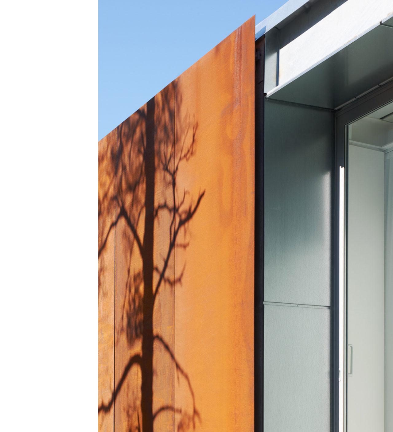 COR-TEN® – Studio Furillen
