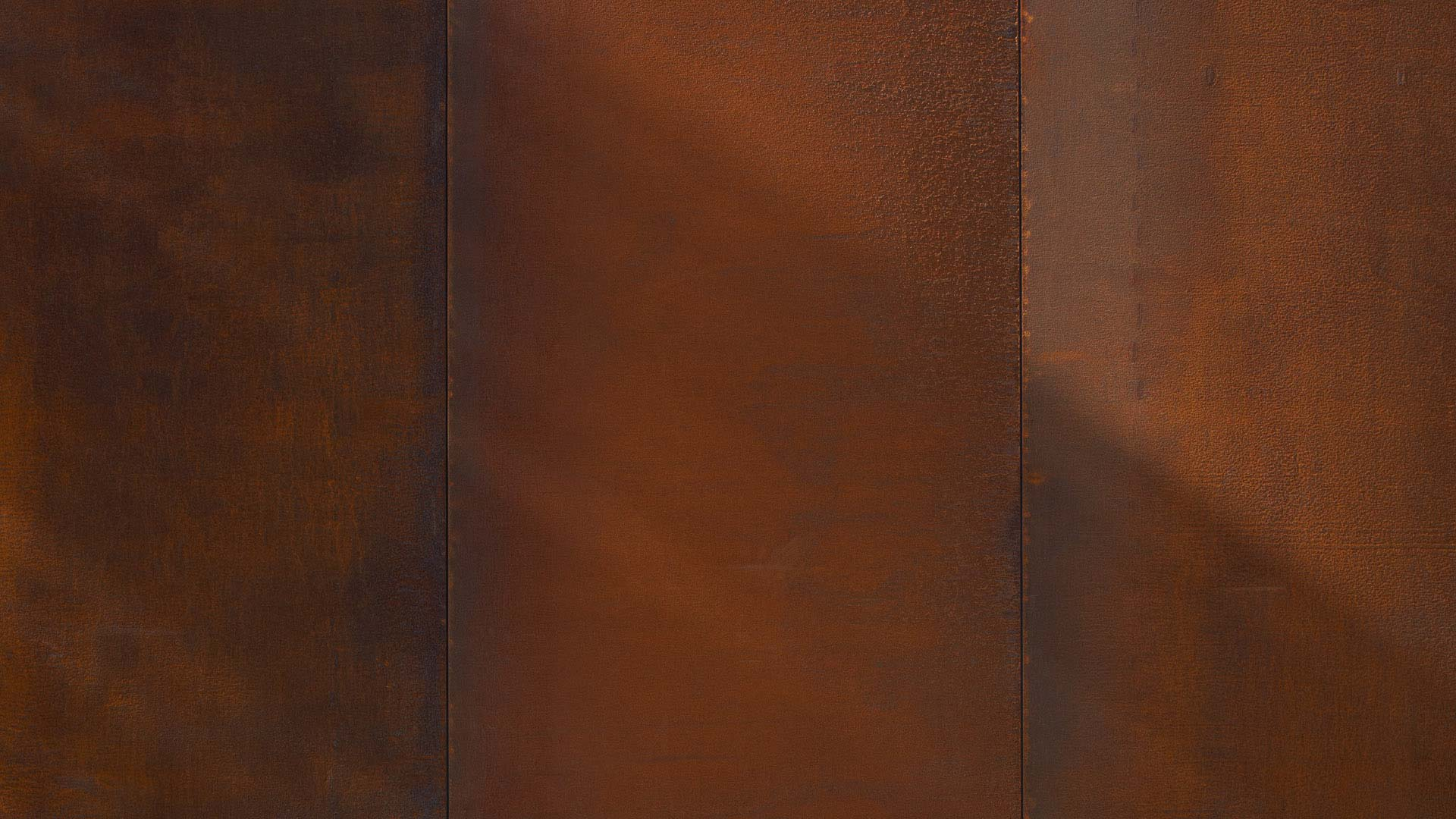 Fasáda z materiálu COR-TEN®