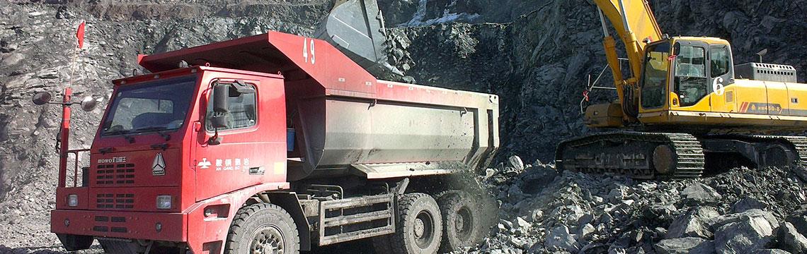 EcoUpgraded Heavy duty tipper