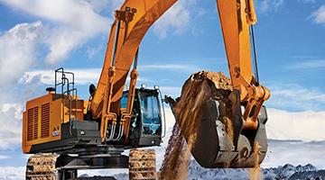 SSAB EcoUpgraded Construction excavator heavy duty bucket