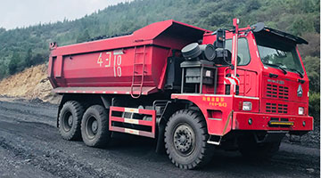 EcoUpgraded heavy duty tipper