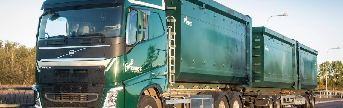Oszczędności dzięki Hardox® - kontener rolkowy | SSAB
