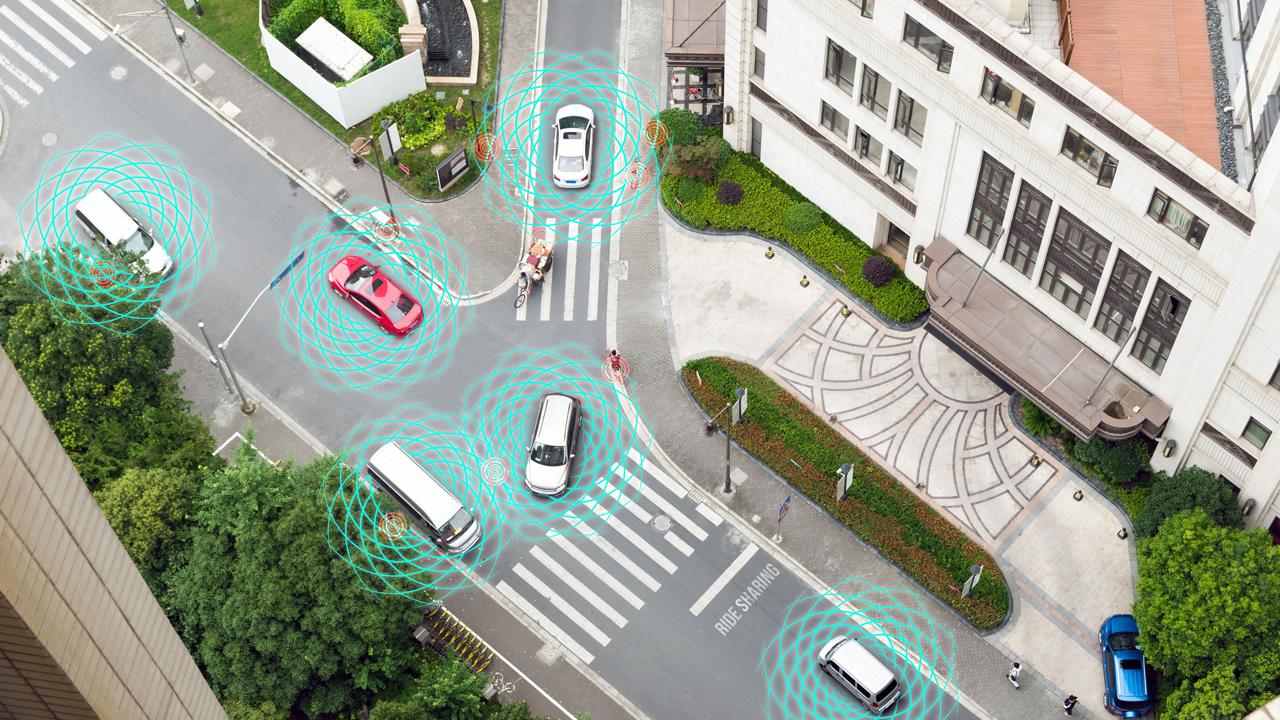 Mobilitet definierad av fordonsautonomi