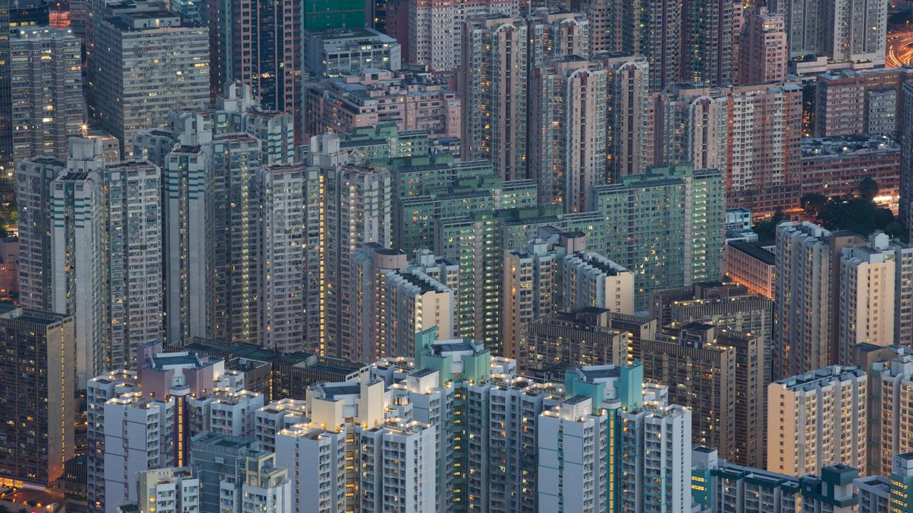 Mobilitet definierad av stora städer