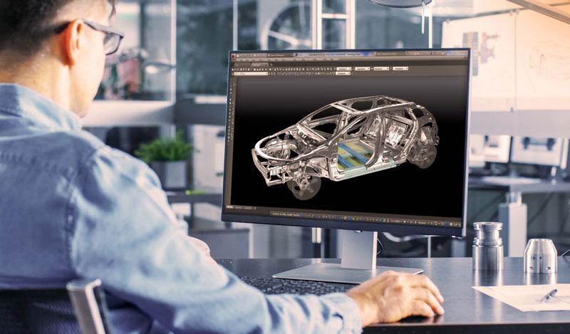 Maximize vehicle design