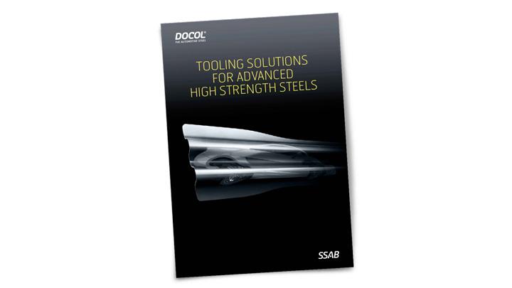 Copertina della brochure sulle soluzioni di utensili