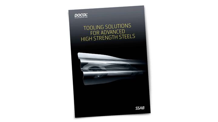 Cover of the Tooling solution brochure
