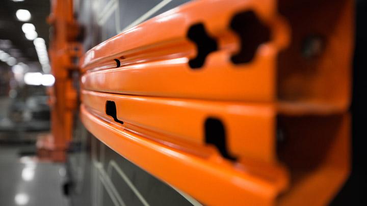 Konstrukcja stalowa do zastosowań motoryzacyjnych firmy Shape Corp.